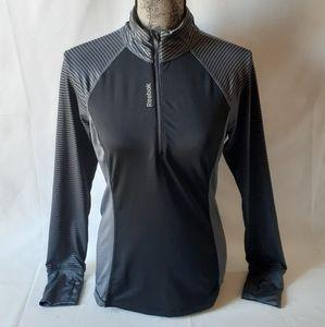 Reebok women's long sleeve athletic top